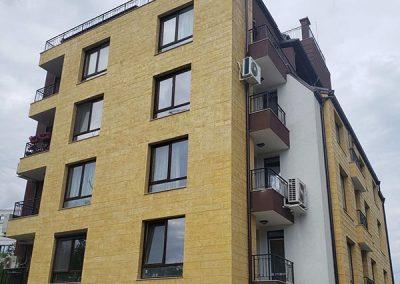 Многофункционален жилищен комплекс Аво резиденс, София
