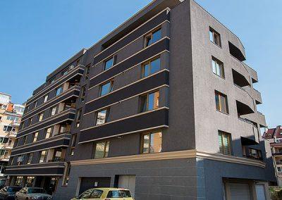 Семейна жилищна сграда, кв Манастирски ливади