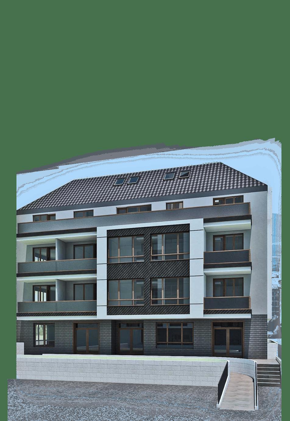 Сграда Б – офисна